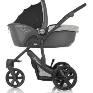 Britax B Smart Sleeper Pram
