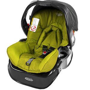 Graco Rear Facing Car Seat & Base